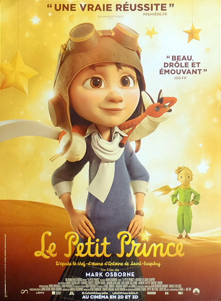 The Little Prince On Animation Studios